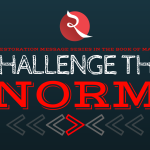 Seven Reasons You Should Challenge The Norm